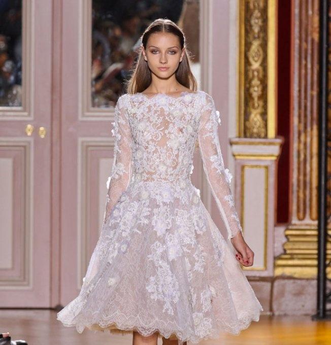 Robe de mariée Zuhair Murad Haute Couture automne-hiver 2012/2013