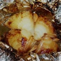 Vidalia Onions And Beef Bouillon On The Grill Recipe