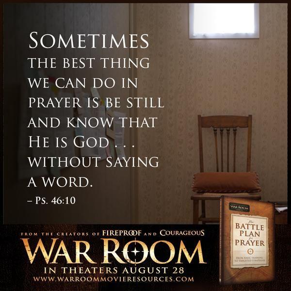 War room movie posters