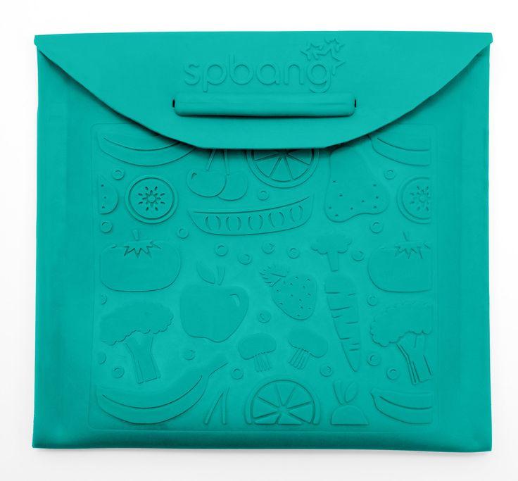 Ocean Reusable Snack Bag