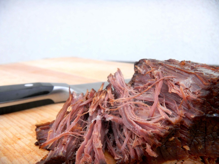 Easy Beef Brisket - something different for the Holidays? G