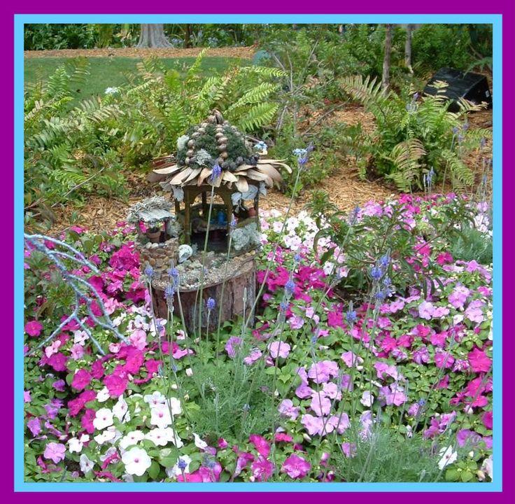 How To Create A Fairy Garden Gardening Pinterest
