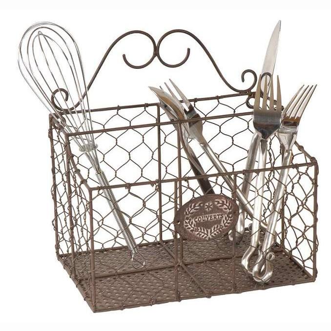 Kitchen utensil holder ideas home design jobs for Kitchen utensil holder