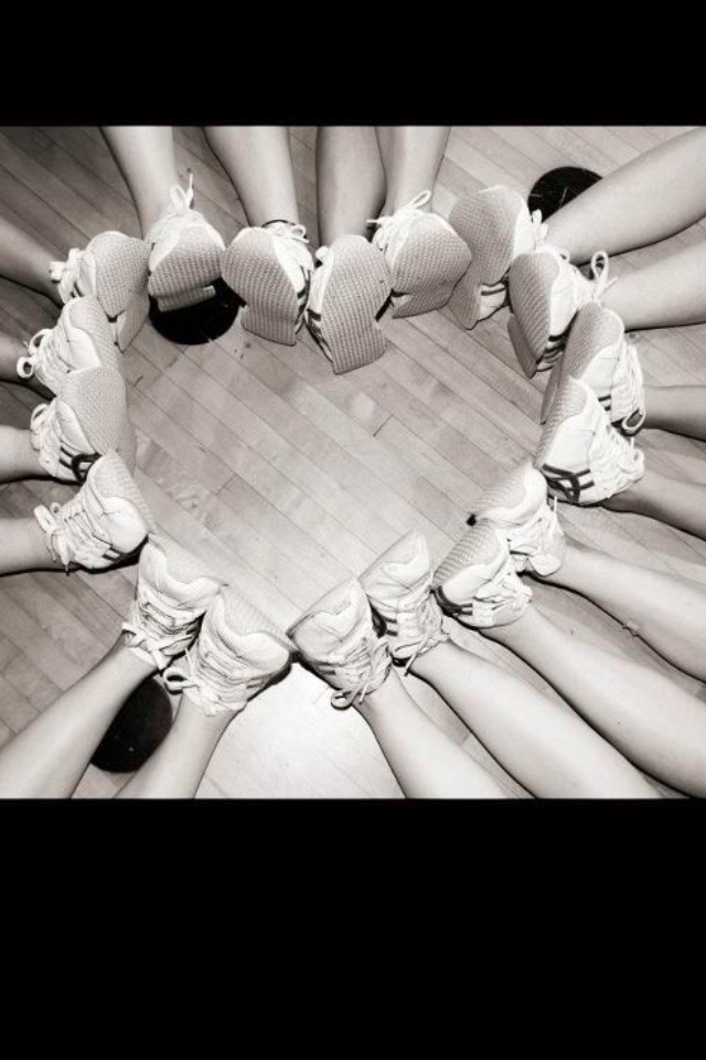 Cheer shoes i will become a cheerleader and do this