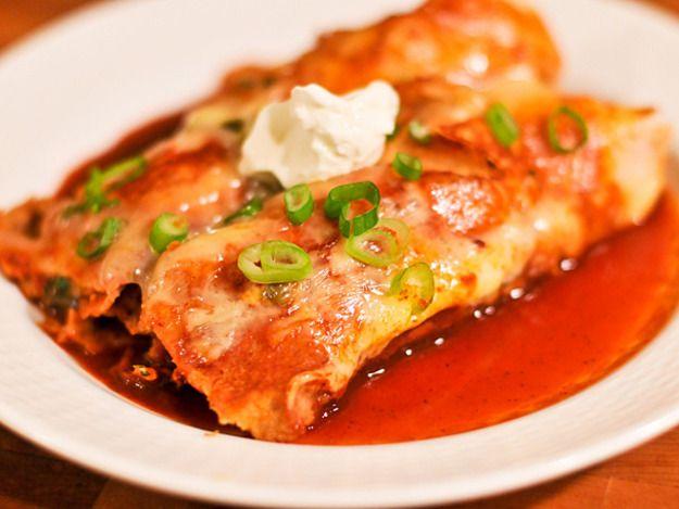 Red Enchilada Sauce | Recipe