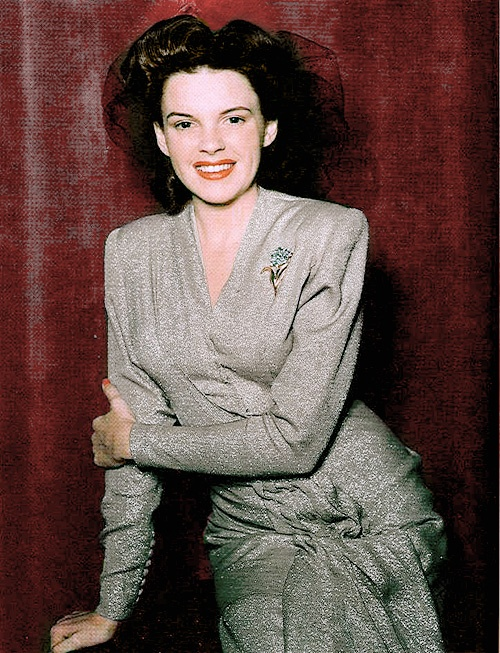 Judy Garland.   In Col...