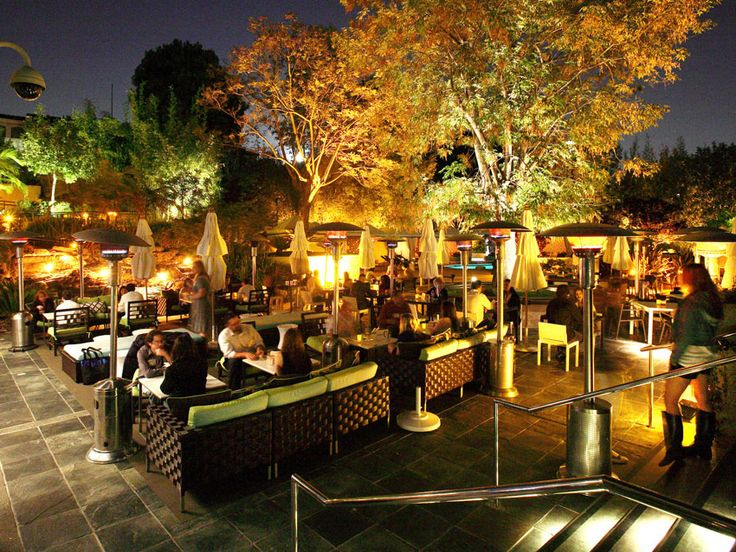 westwood the backyard restaurant great outdoor dining spot