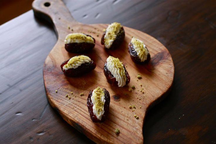 walnuts coconut and pistachio stuffed dates pistachio stuffed dates ...