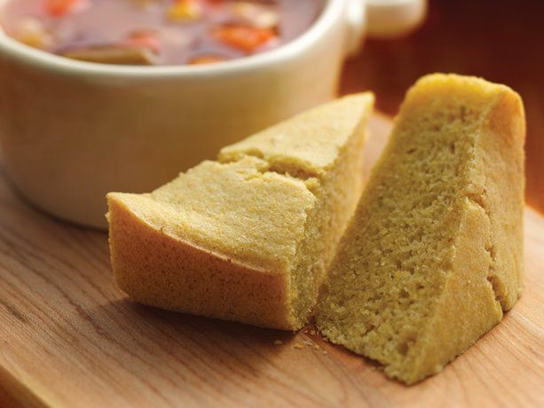 This is the best gluten free cornbread recipe I've found. It's soft ...