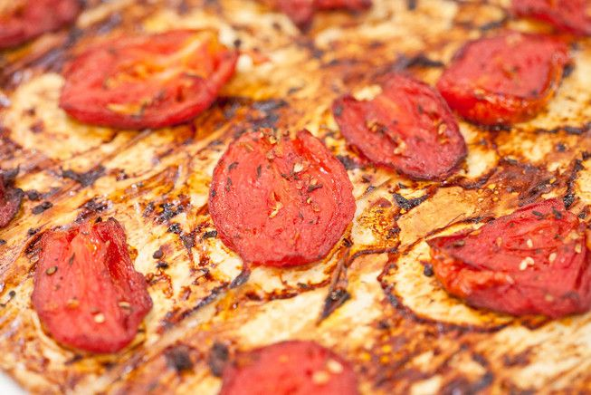 Homemade Oven-Dried Tomatoes | Recipes to Keep - Vegan | Pinterest