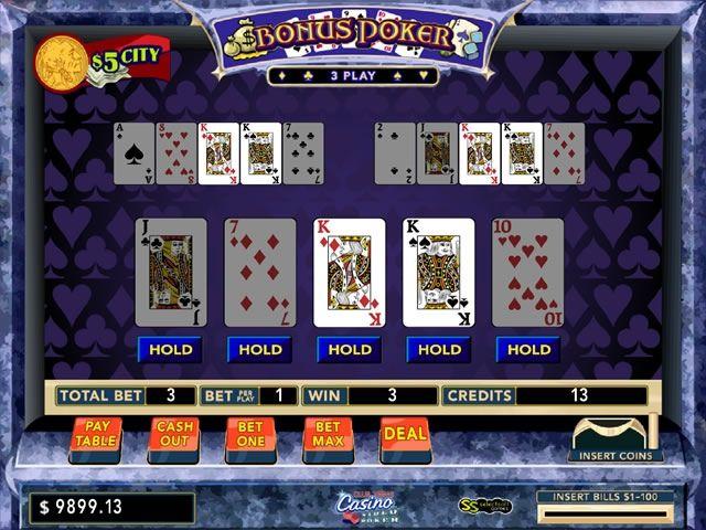 casino poker club vegas