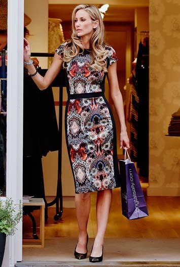 Long Tall Sally Dress Wearing Pinterest