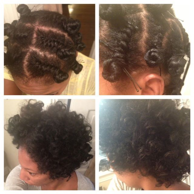 New StepbyStep Guide To Bang N Twisted Knot Hairstyle