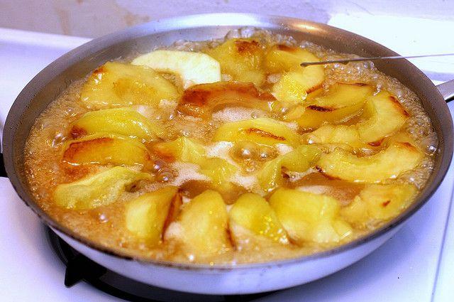 Molly's Apple Tarte Tatin | Baking | Pinterest