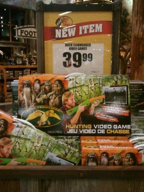 Duck dynasty hunting game 39 99 nic s wishlist pinterest