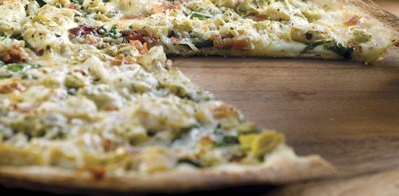 crust pizza dough gluten free pizza crust bbq chicken pizza bbq ...