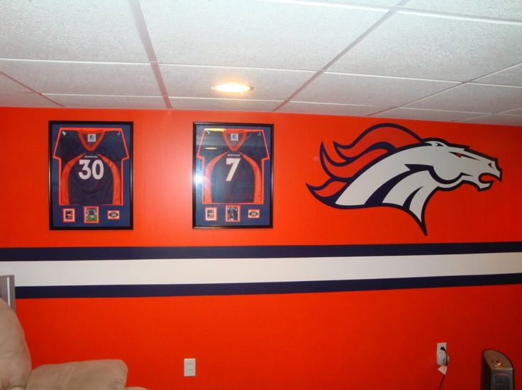 Denver Broncos Man Cave Google Search For The Home