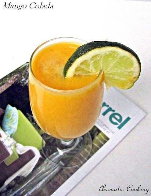 mango colada | O h Y u m | Pinterest
