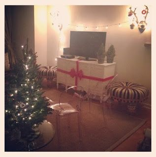 Small apartment christmas decorating ideas jeanniedarling blogspot