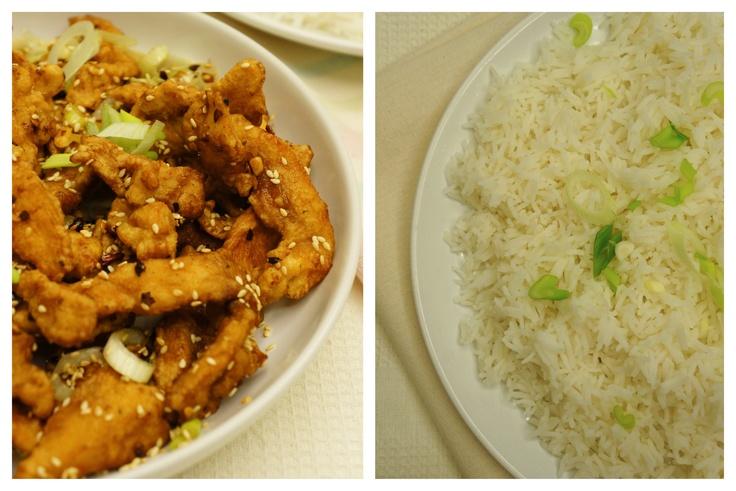 Ginger-Garlic Half Chicken Recipes — Dishmaps