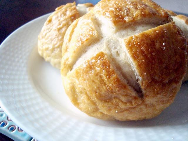Homemade Pretzel Rolls | Recipe ideas | Pinterest