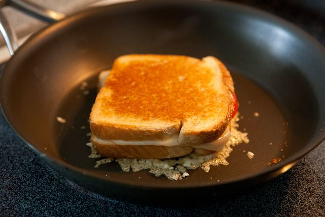 SuperFrico Grilled Cheese Sandwich | Recipe