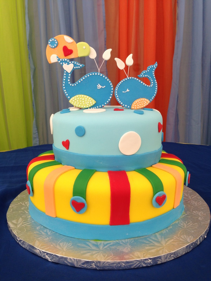 like this whale baby showers baby shower cakes and shower cakes