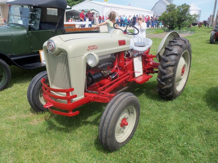 Ford Naa Tractor Parts : Ford naa tractor