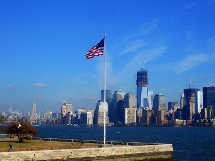 flag day new york