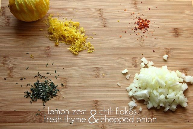 Baked Lemon Risotto | Noms | Pinterest