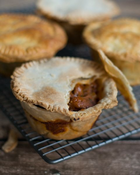 mushroom pie recipes dishmaps shallot chunky steak and mushroom pie ...