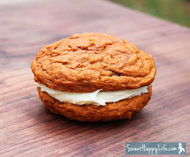 These look amazing-Pumpkin Whoopie Pies as an nontraditional ...
