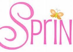 Free spring Clip Art - Bing Images | Scrappy | Pinterest
