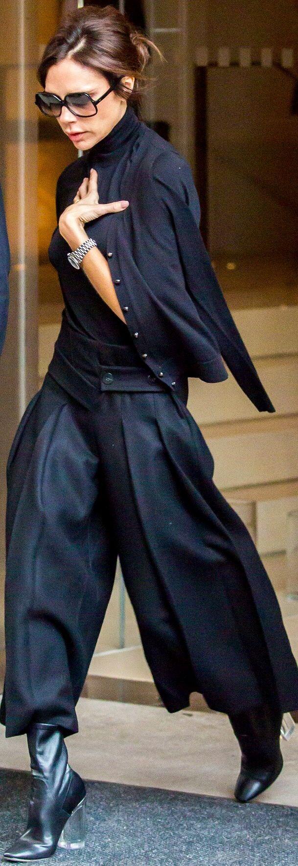 Victoria beckham fashion pinterest Victoria Beckham: Her Allure Cover Shoot Allure