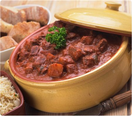 Classic Hungarian Beef Goulash | Yummy food | Pinterest