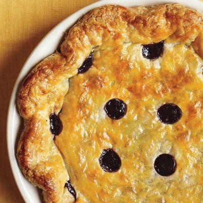Cream Cheese Pie Dough   Recipe
