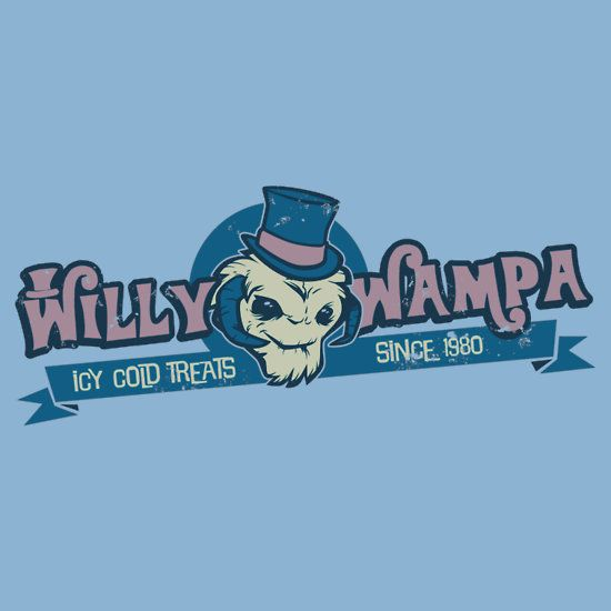 "Willy Wampa"" T-Shirts & Hoodies by nikholmes 