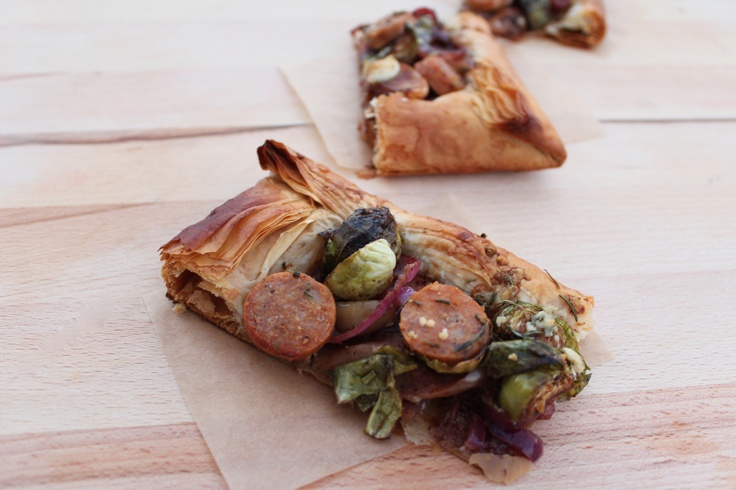 Rosemary Apple Sausage Tart, yummy and filled with cinnamon, oranges ...