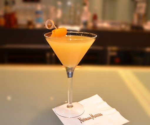Citrus Manhattan. #NMHappyHour