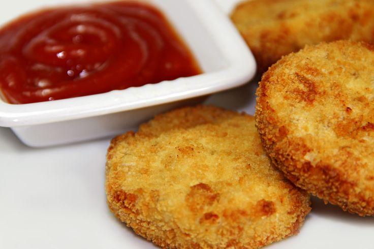 Healthy Chicken Nuggets | Healthy Recipes | Pinterest