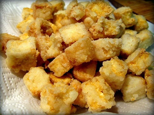 General Tso's Tofu (a vegan standard)