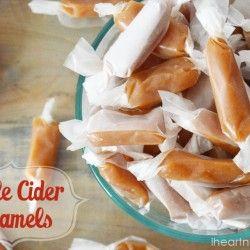 Apple Cider Caramels I Heart Nap Time | I Heart Nap Time - Easy ...