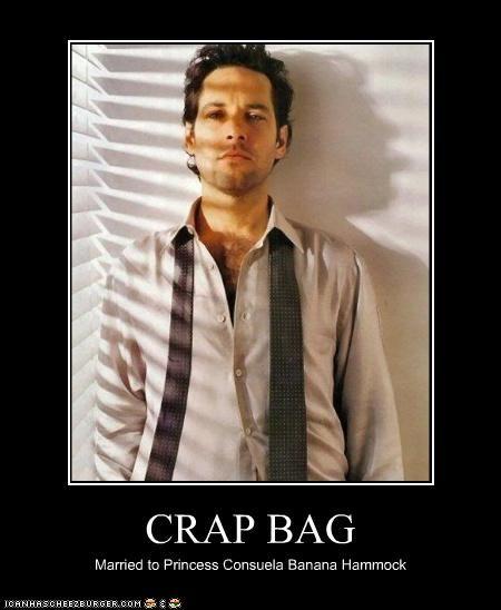 Crap bag.