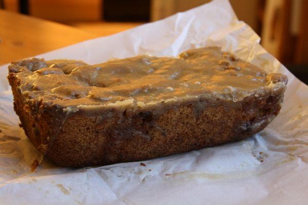 Apple Cake with Caramel Glaze | Cakes | Pinterest