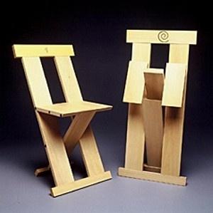 Lina Bo Bardi - Frei Egidio Chair