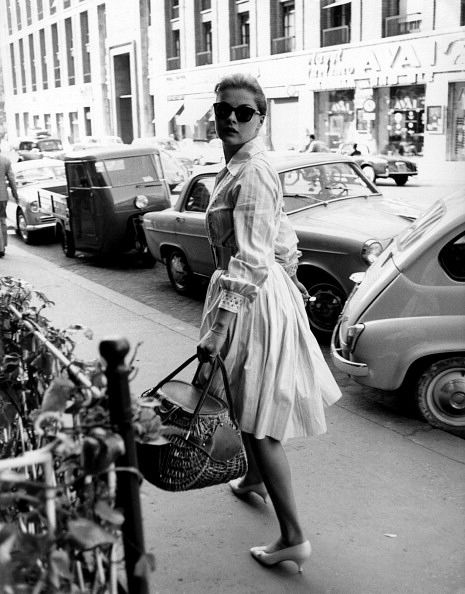 Perfect vintage style