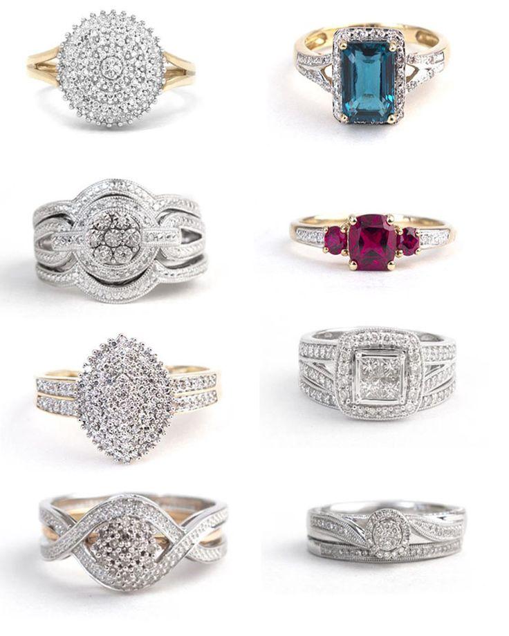 unique engagement ring designs zinger ringer