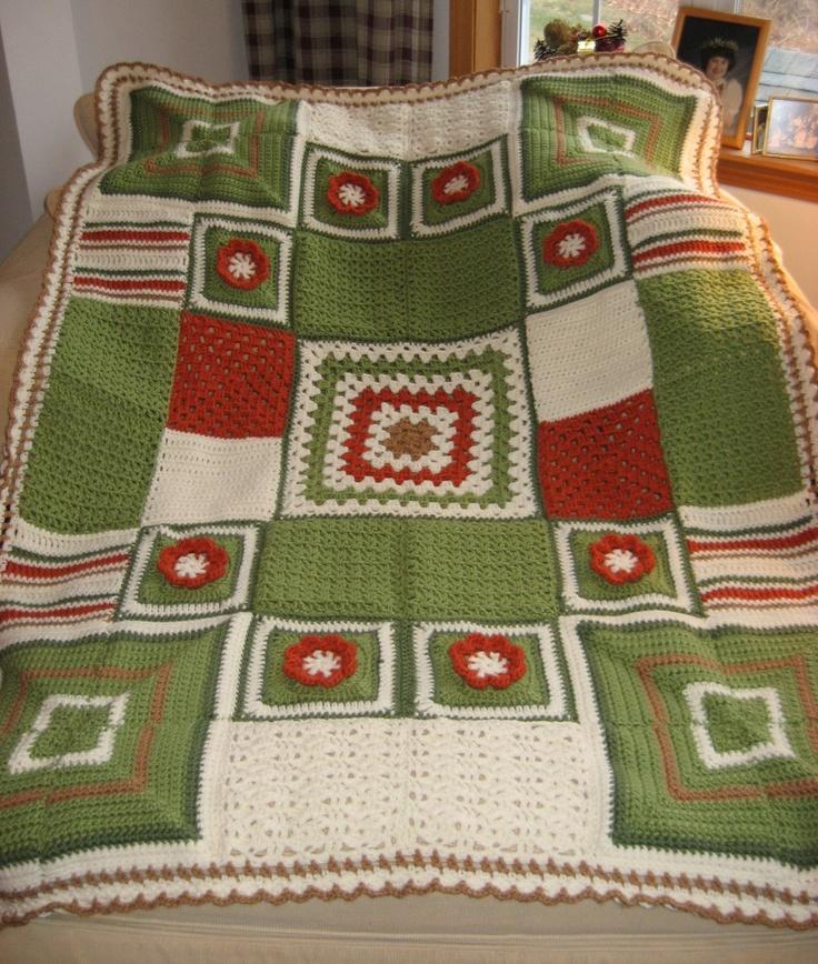 Mystery Afghan Crochet