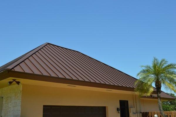 Best Pin By Istueta Roofing On Standing Seam Mansard Brown 400 x 300
