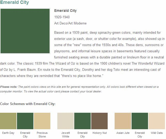 Pin By California Paints On Emerald City Pinterest